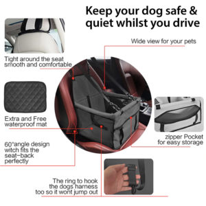 where to buy dog car seat online