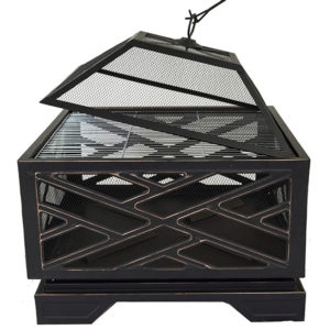 where to buy modern wood burning fire pit online