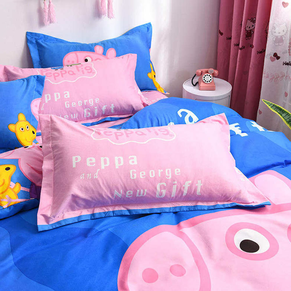 buy peppa pig bedding toddler
