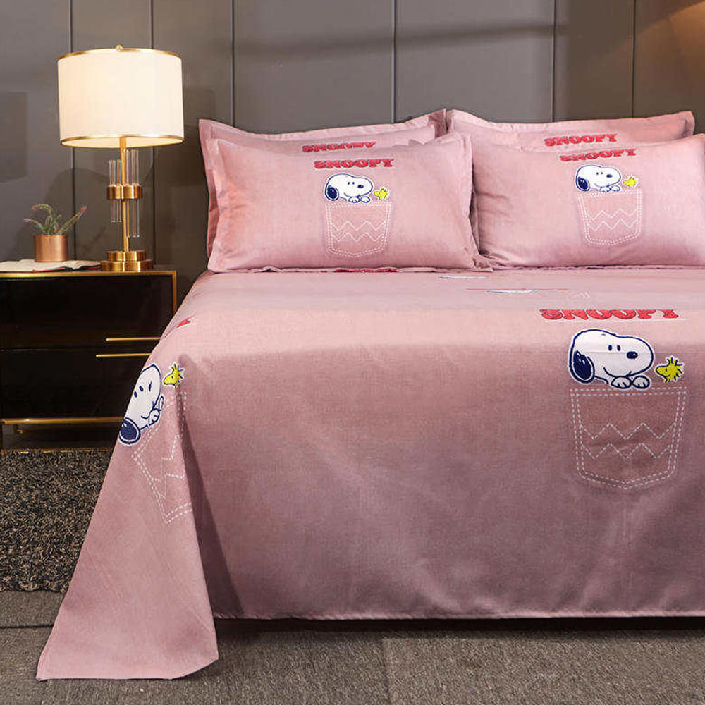 buy snoopy bedding set