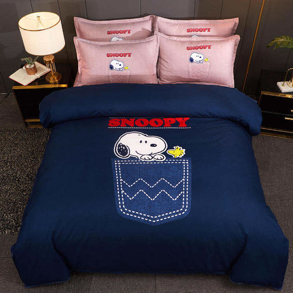 buy snoopy bedding sets