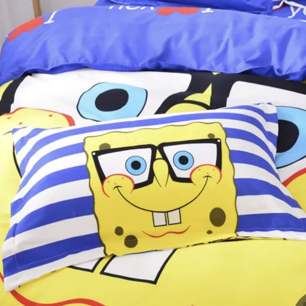 where to buy spongebob bed linen