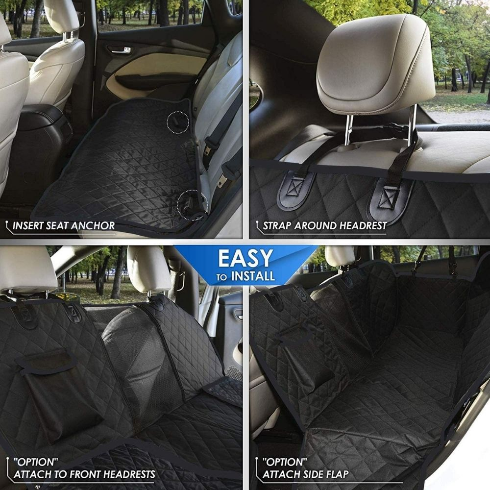 pet protector car seat cove