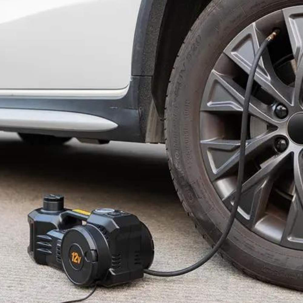 buy portable electric tyre inflator online