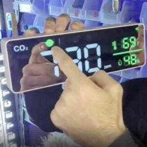 buy large co2 sensor device