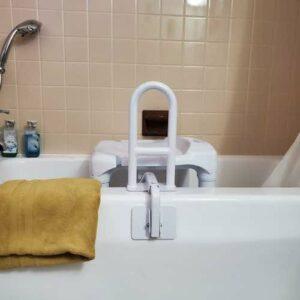 adjustable bathroom safety handle