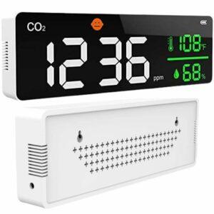 buy large wall mount CO2 sensor